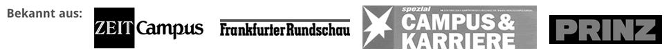 Studentenvermittlung.de in den Medien.